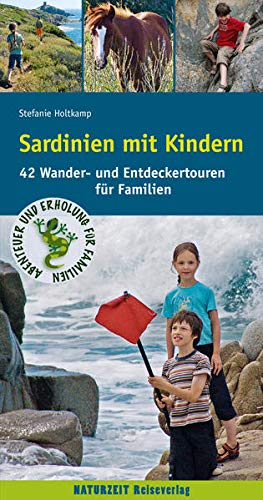 9783944378039: Sardinien mit Kindern