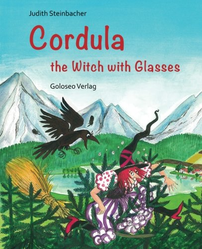 9783944384498: Cordula - The Witch With Glasses