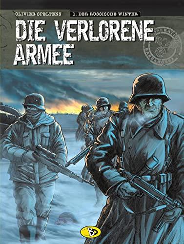 9783944446172: Die verlorene Armee 1 - Der russische Winter