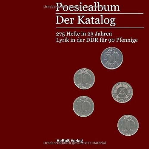 9783944458991: Poesiealbum: Der Katalog