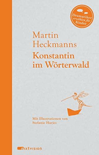 9783944572116: Konstantin im Wörterwald