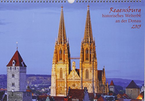 9783944614434: Regensburg 2015: historisches Welterbe an der Donau
