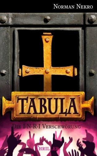 9783944663173: TABULA. Die I�N�R�I Verschw�rung