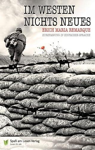 Im Westen nichts Neues: Remarque, Erich Maria