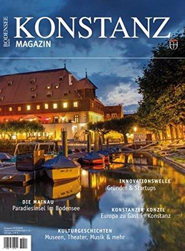 Konstanz Magazin 2017/2018