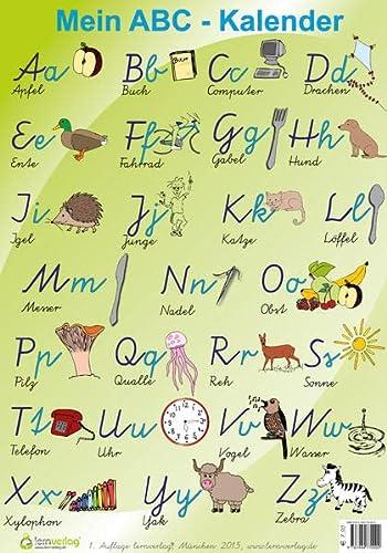 9783944770000: Mein ABC-Kalender