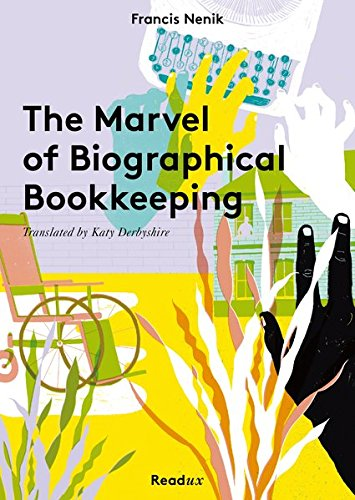 9783944801001: The Marvel of Biographical Bookkeeping