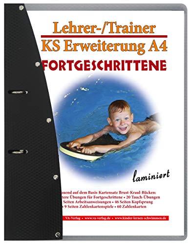 Arbeitskarten für den Schwimmunterricht. Erweiterung Fortgeschrittene, für das ...