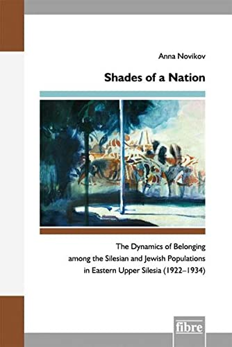 9783944870397: Shades of a Nation