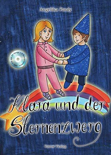 9783944873596: Klara und der Sternenzwerg, m. 1 Audio-CD