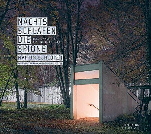 Nachts schlafen die Spione: Martin Schlüter