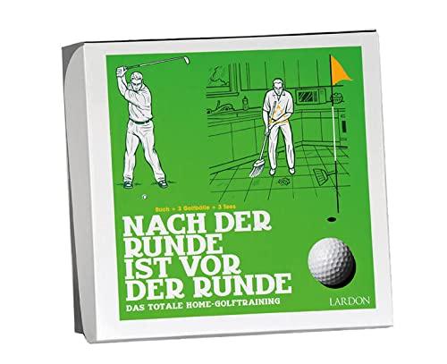 Geschenkbox Golf: Nach der Runde ist vor der Runde: Joe Borgenicht; R. D. Robinson