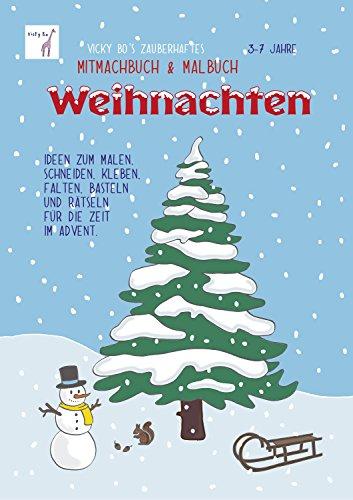 9783944956114 Vicky Bo S Zauberhaftes Mitmachbuch Malbuch