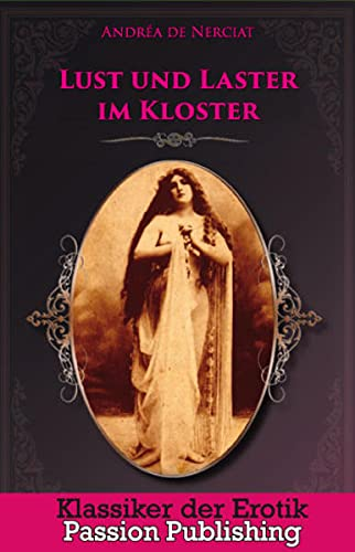 9783944964348: Lust und Laster im Kloster
