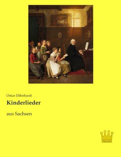 9783945007433: Kinderlieder: aus Sachsen (German Edition)