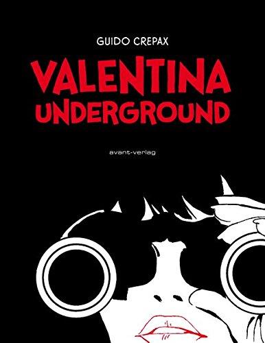 9783945034453: Valentina Underground