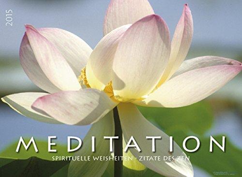 9783945052280: Meditation Spirituelle Weisheiten 2015 Premiumkalender