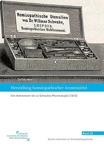 9783945150290: Herstellung homöopathischer Arzneimittel