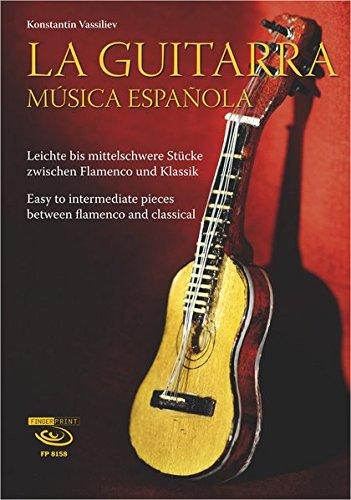 9783945190043: La Guitarra. Música española