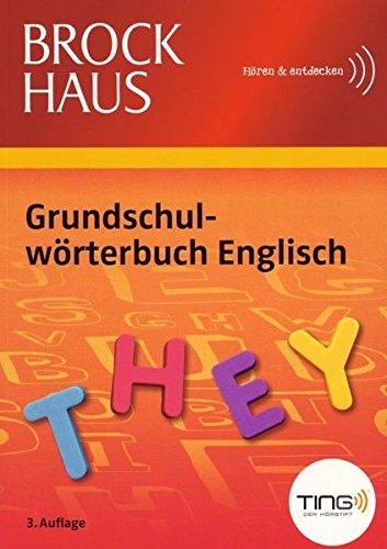 9783945268087: TING: Grundschulw�rterbuch Englisch: 1.400 Stichw�rter, 35 Bild-Themenseiten