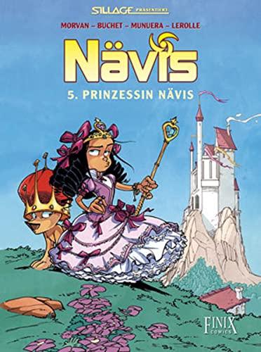 9783945270066: N�vis 05: Prinzessin N�vis