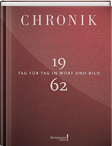 Jubiläumschronik 1962