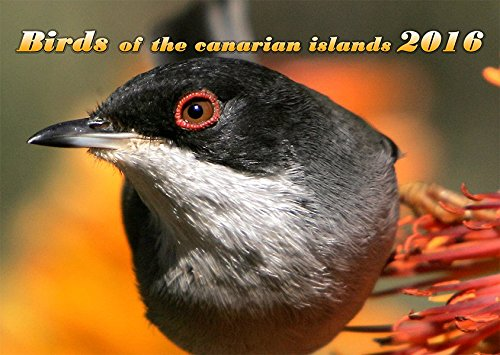9783945321270: Birds of the canarian islands 2016