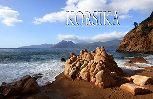 9783945342398: Bildband Korsika