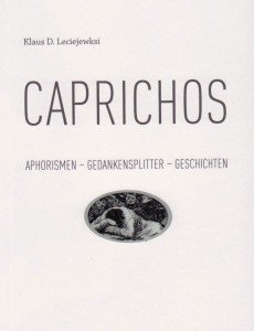 9783945367018: Caprichos