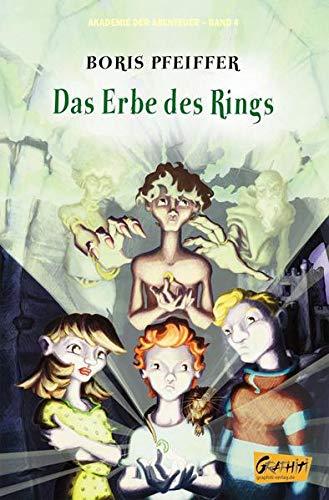 9783945383780: Akademie der Abenteur - Band 4 - Das Erbe des Rings