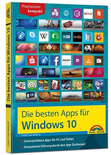 9783945384701: Die besten Apps für Windows 10