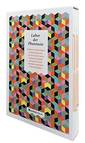 9783945385029: Labor der Phantasie, 7 Hefte