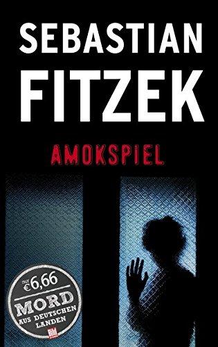 9783945386378: Amokspiel (BILD am Sonntag Mega-Thriller 2016)