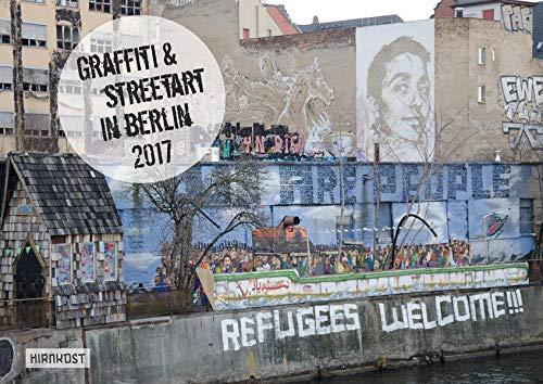 9783945398401: Graffiti & Streetart Kalender 2017