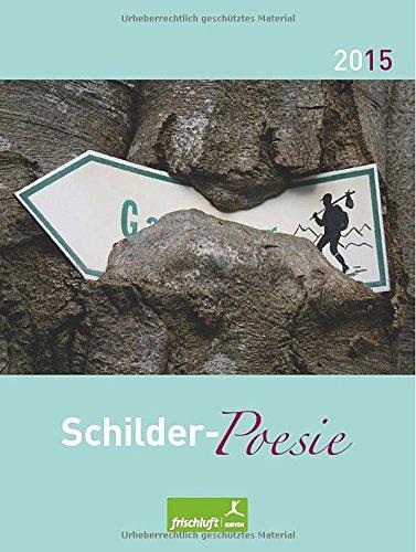 9783945419007: Schilder-Poesie 2015