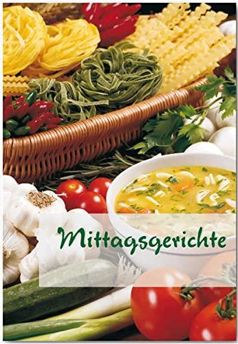 9783945436066: Mittagsgerichte: Rezepte geeignet für den Thermomix