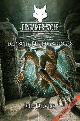 9783945493076: Einsamer Wolf 19: Der Schatten des Wolfs