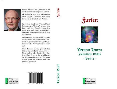 9783945502020: Dures Welten - Furien -