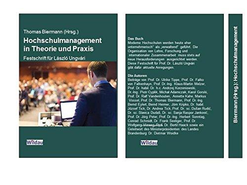 Hochschulmanagement in Theorie und Praxis: Dietmar Woidke