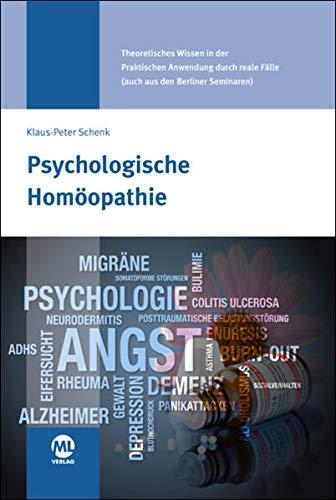 Psychologische Homöopathie: Klaus-Peter Schenk