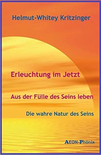 9783945702000: Kritzinger, H: Erleuchtung ist Jetzt!