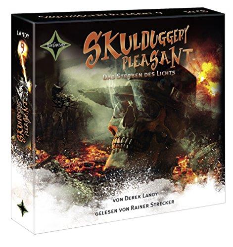 9783945709139: Skulduggery Pleasant - Folge 9: Das Sterben des Lichts