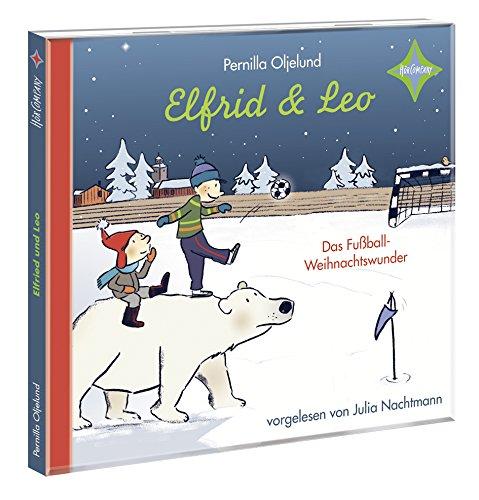9783945709221: Elfrid und Leo - Das Fußballweihnachtswunder
