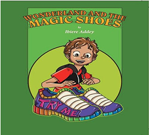 9783945837047: Wonderland and the Magic Shoes (The Adventure Series)