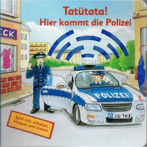 9783946012108: Tatütata - Hier kommt die Polizei