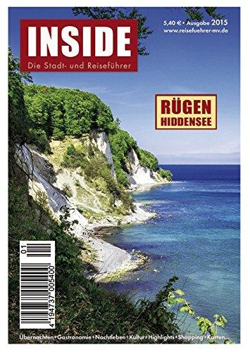 9783946027034: R�gen-Hiddensee INSIDE: Der Reisef�hrer mit Durchblick