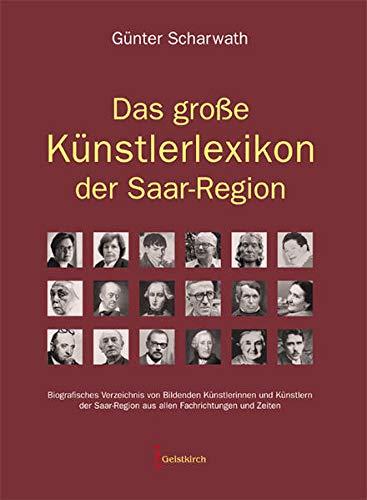 Das große Künstlerlexikon der Saar-Region: Günther Scharwath