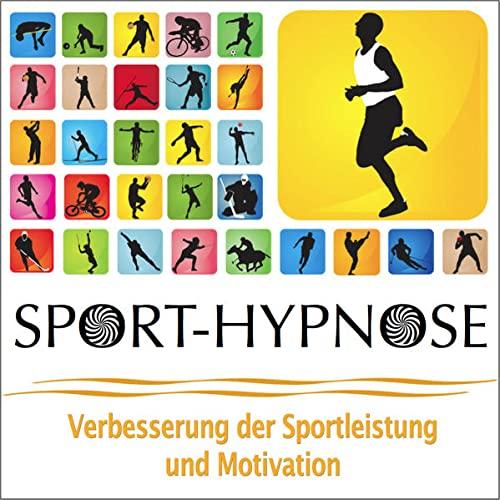9783946071211: SPORT-HYPNOSE: Verbesserung der Sportleistung und Motivation (Hypnose-Audio-CD)