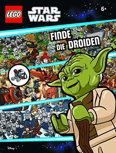 9783946097082: LEGO® Star Wars(TM) Finde die Droiden: mit LEGO Mini-Modell