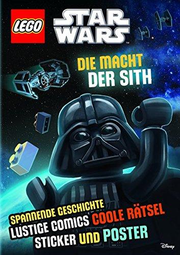 LEGO® Star Wars(TM) Die Macht der Sith: mit Sticker und Poster